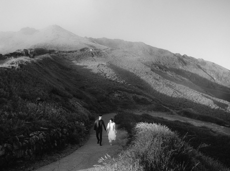 合歡山旅遊婚紗