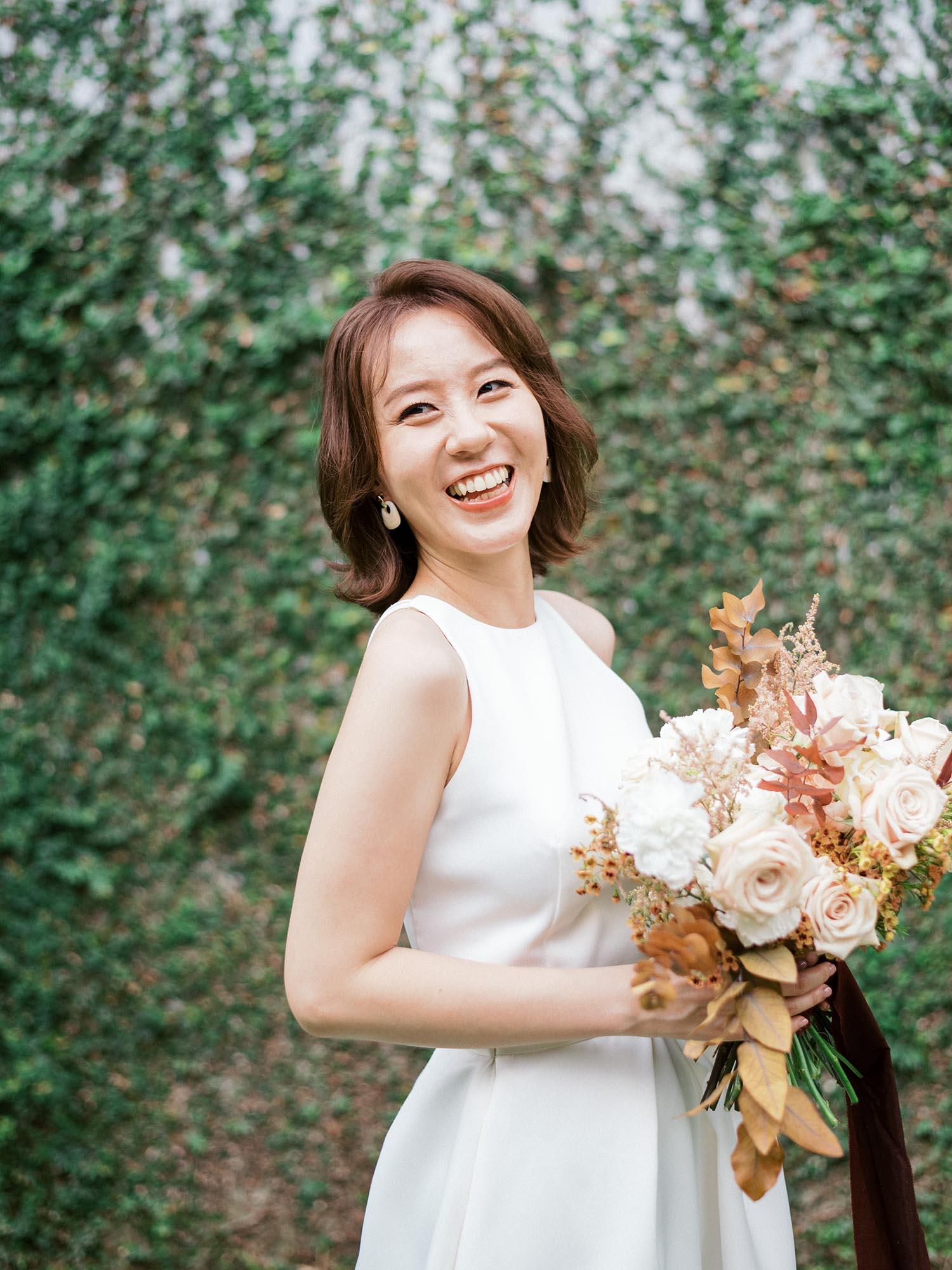 底片婚紗-大溪老茶廠-美式婚紗-唯諾法式