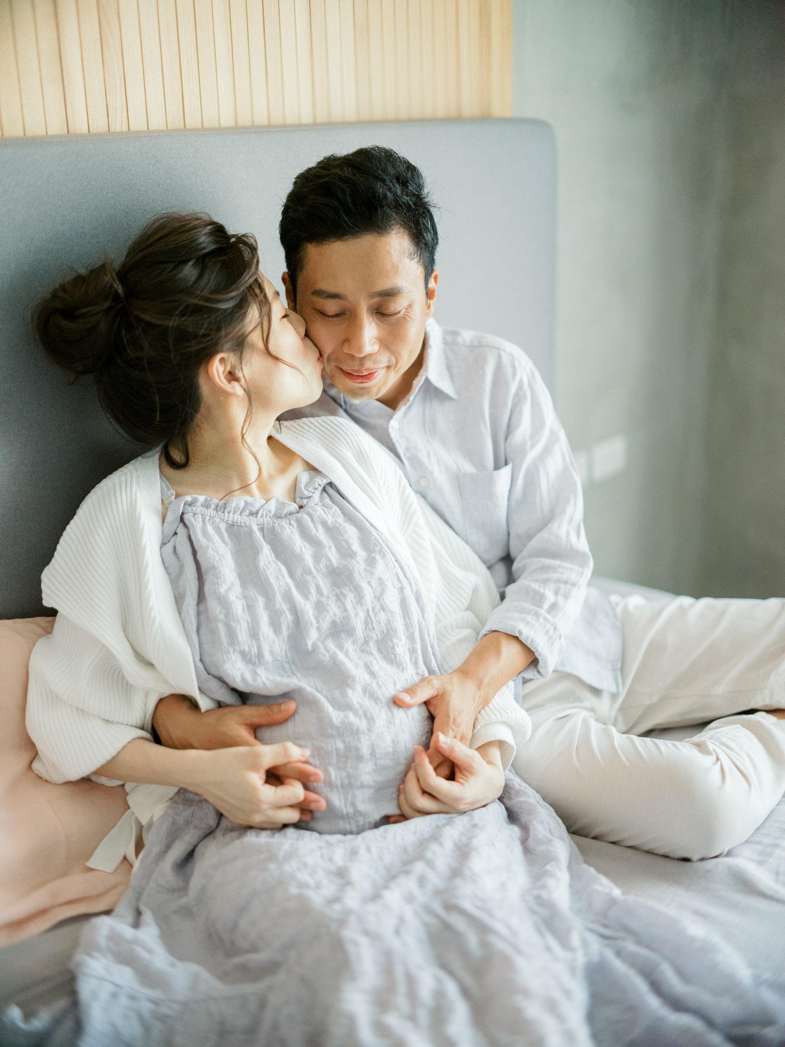 美式-孕期寫真-孕婦寫真-mark-hong-戶外-GFX-中片幅-Contax 645-底片-居家感